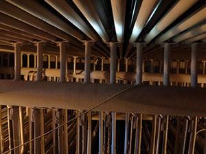 Zircoat on Steel Structure | Ador Fontech