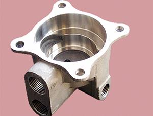 Pump valve | titanium welding | Ador Fontech