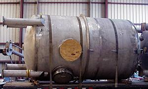 Pressure vessel   Ador Fontech