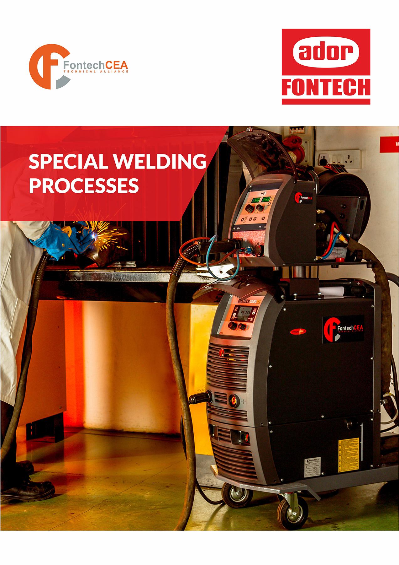 Welding Process | Ador Fontech